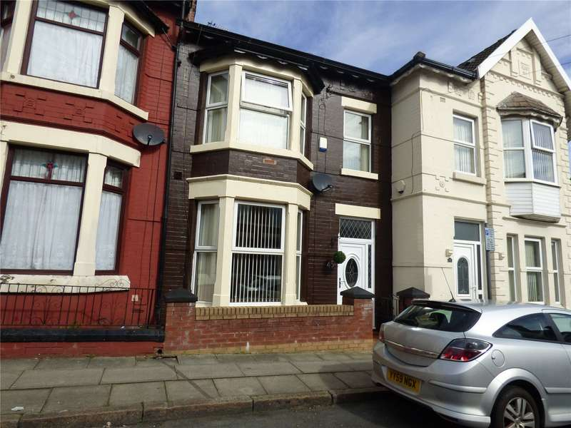 3 Bedrooms Terraced House for sale in Thurston Road, Liverpool, Merseyside, L4