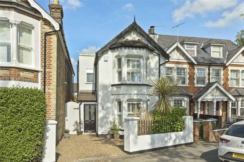3 Bedrooms Detached House for sale in Thames Street, Weybridge, Surrey, KT13