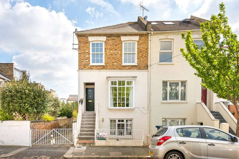 2 Bedrooms Flat for sale in Priory Road, London, W4