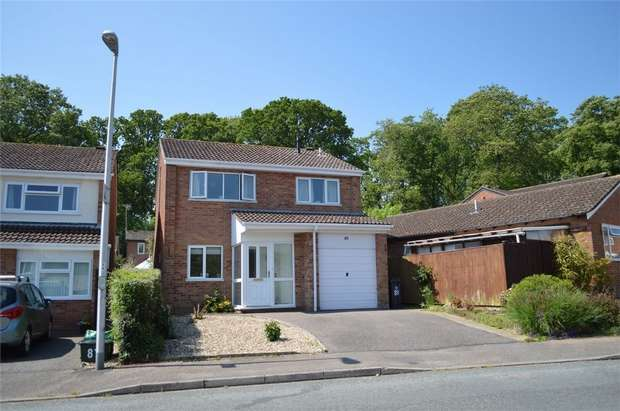 4 Bedrooms Detached House for sale in 89 Valley Way, EXMOUTH, Devon