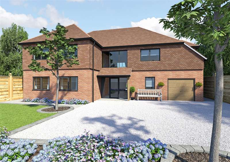 Detached House for sale in Orchard Drive, Horsell, Surrey, GU21