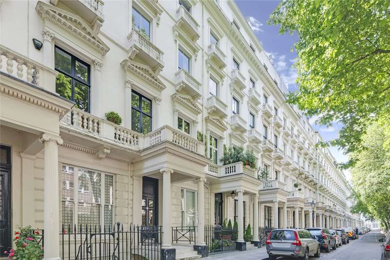 3 Bedrooms Flat for sale in Queens Gardens, Bayswater, London, W2
