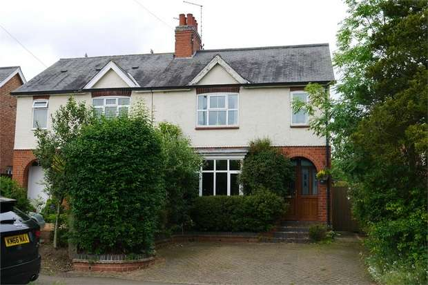 2 Bedrooms Semi Detached House for sale in Dreamers Cottage, 89 Leicester Road, Fleckney, LEICESTER