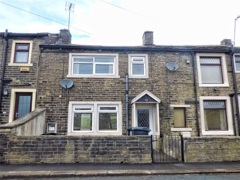 2 Bedrooms Terraced House for sale in Bradshaw Lane, Bradshaw, HALIFAX, West Yorkshire, HX2