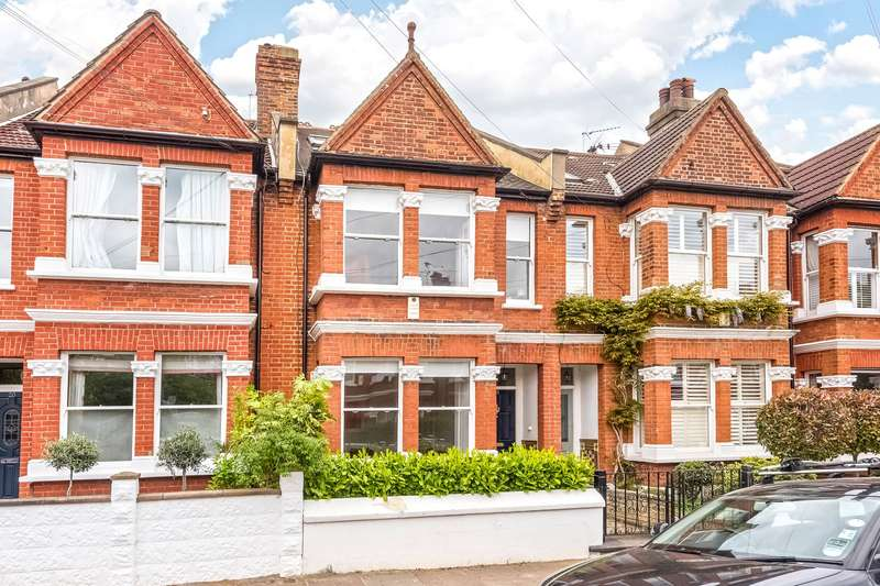 3 Bedrooms Terraced House for sale in Hatfield Road, London, W4