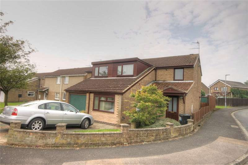 3 Bedrooms Semi Detached House for sale in Shipley Grove, Bishop Auckland, Co. Durham, DL14