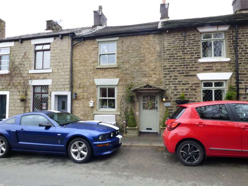 1 Bedroom House for sale in Padfield Main Road, Padfield, Glossop, SK13