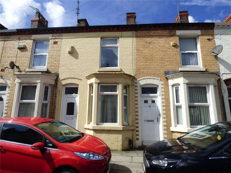 2 Bedrooms Terraced House for sale in Millvale Street, Liverpool, Merseyside, L6