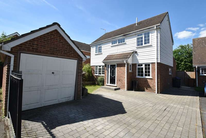 4 Bedrooms Detached House for sale in Pynchbek, Bishop's Stortford