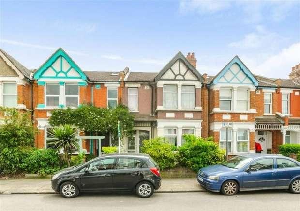 3 Bedrooms Flat for sale in Drayton Road, Harlesden, London