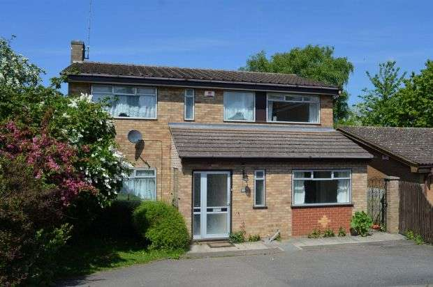 4 Bedrooms Detached House for sale in Glebe Road, Cogenhoe, Northampton NN7 1NR