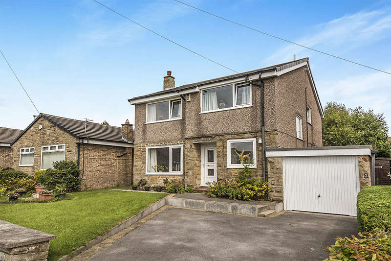 4 Bedrooms Detached House for sale in Moor Croft, Bingley, BD16