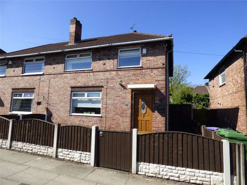 3 Bedrooms Semi Detached House for sale in Burnthwaite Road, Liverpool, Knotty Ash, L14