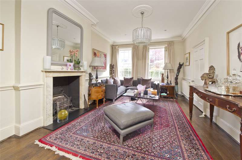 4 Bedrooms Terraced House for sale in Parkshot, Richmond, TW9