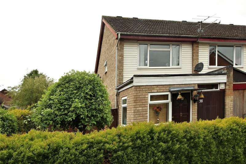 2 Bedrooms End Of Terrace House for sale in Oakfield, Woking, Surrey, GU21