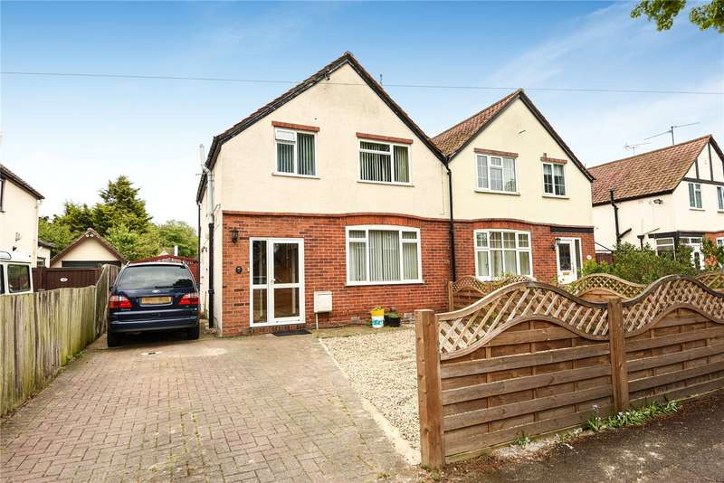 3 Bedrooms Semi Detached House for sale in Northcourt Avenue, Reading, Berkshire, RG2
