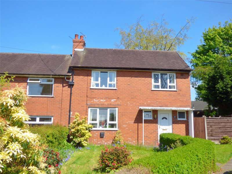 2 Bedrooms End Of Terrace House for sale in Grasmere Avenue, Hopwood, Heywood, Lancashire, OL10