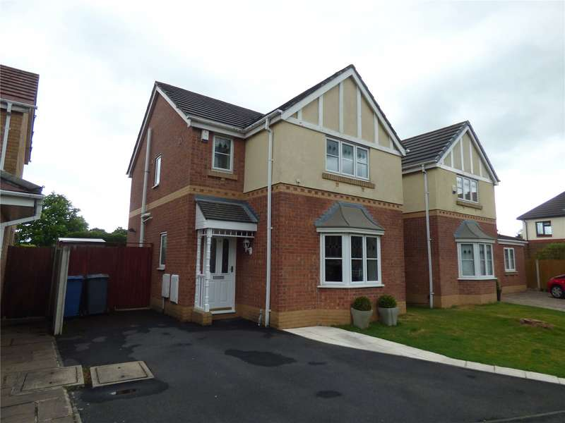 3 Bedrooms Detached House for sale in Chiltern Close, West Derby, Liverpool, Merseyside, L12