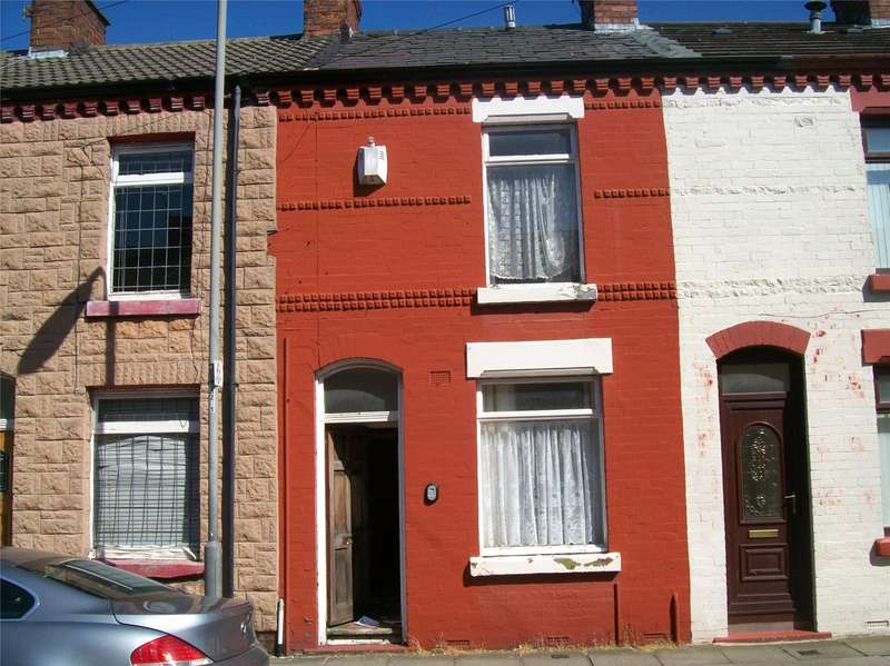 2 Bedrooms Terraced House for sale in Ripon Street, Liverpool, Merseyside, L4