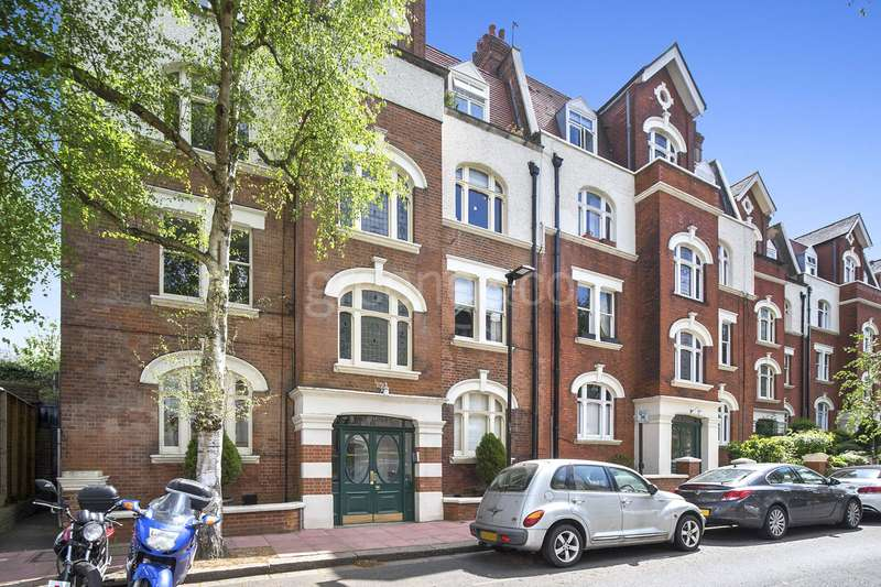 2 Bedrooms Flat for sale in Yale Court, Honeybourne Road, London, NW6