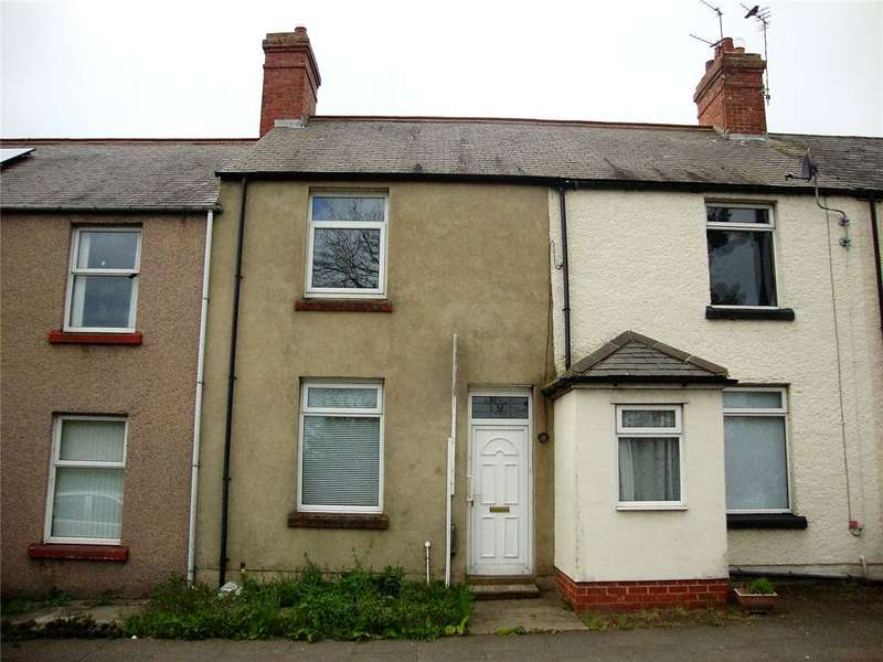 2 Bedrooms Terraced House for sale in Bradley Cottages, Leadgate, Consett, DH8