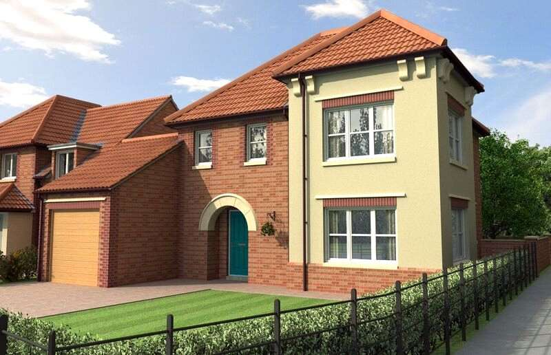 4 Bedrooms Detached House for sale in Winding Way, Westark Garden Village, Darlington, DL2