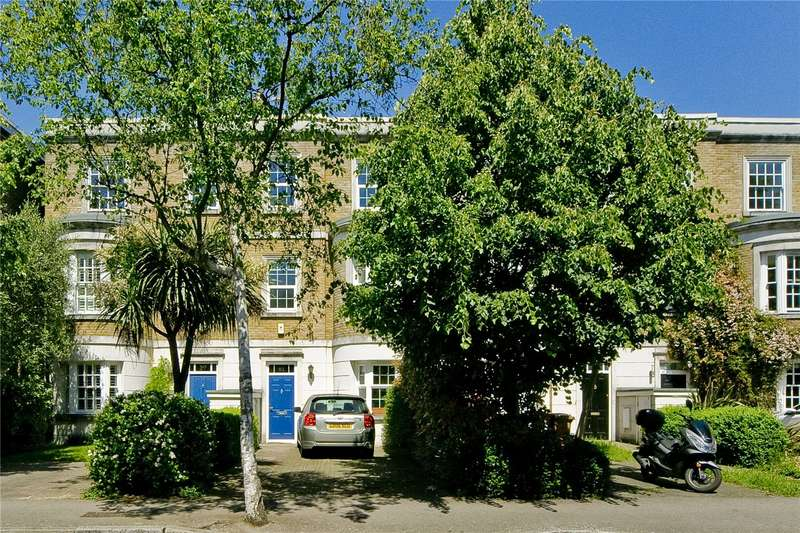 4 Bedrooms Terraced House for sale in Middleton Road, Hackney, E8