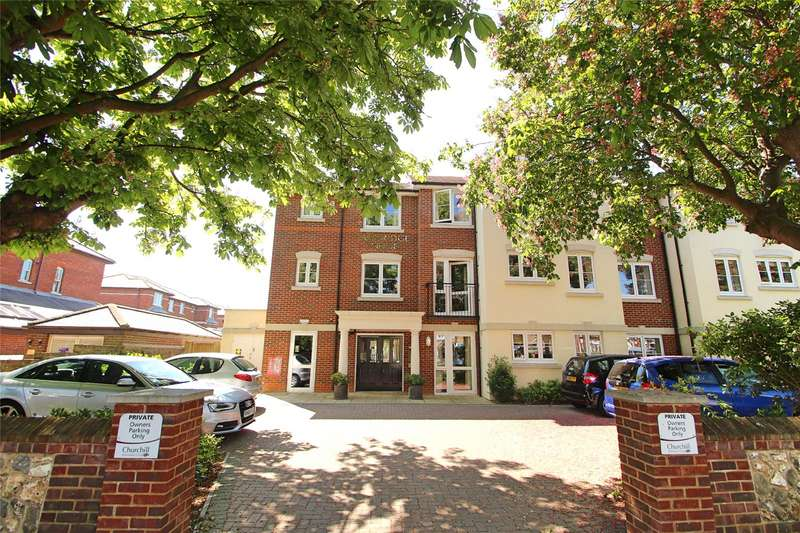 2 Bedrooms Retirement Property for sale in Cambridge Lodge, Southey Road, Worthing, BN11