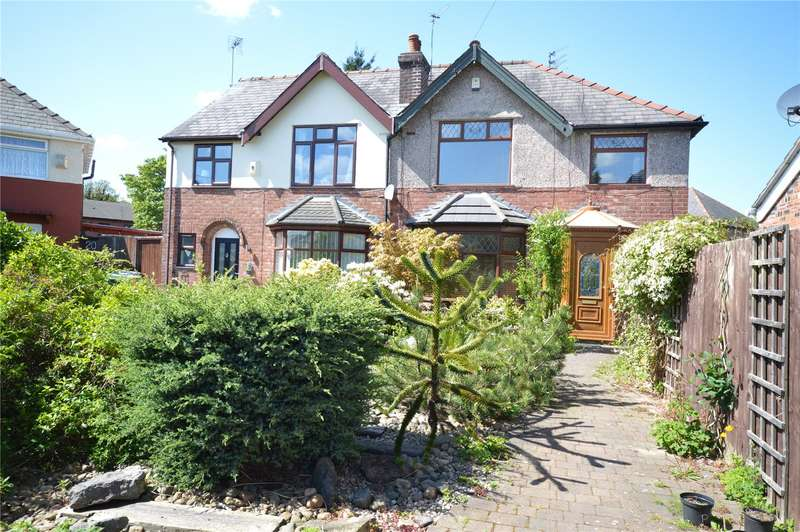 4 Bedrooms Semi Detached House for sale in Ribbledale Road, Mossley Hill, Liverpool, L18