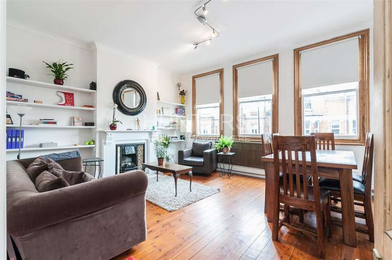 3 Bedrooms Apartment Flat for sale in Mill Lane, London, NW6 1NB