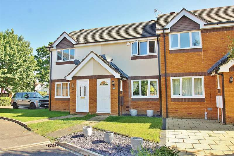 2 Bedrooms House for sale in Bloomfield Close, Knaphill, Woking, Surrey, GU21