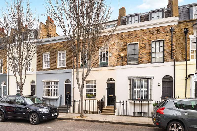 4 Bedrooms Terraced House for sale in Markham Street, London, SW3