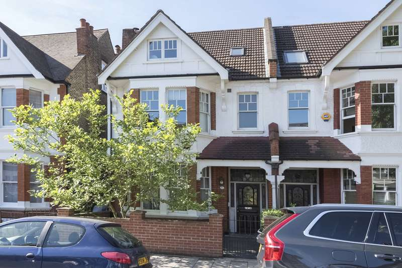 5 Bedrooms Semi Detached House for sale in Wavendon Avenue, London, W4