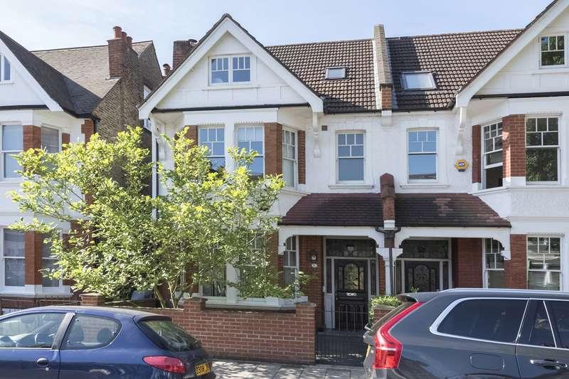 5 Bedrooms Semi Detached House for sale in Wavendon Avenue, London, W4