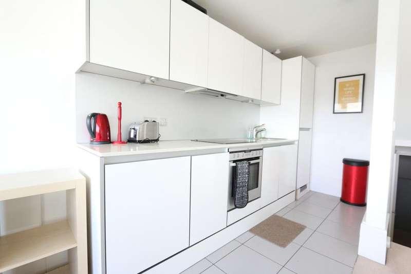 2 Bedrooms Flat for sale in Aragon Tower, George Beard Road, Deptford, London se8