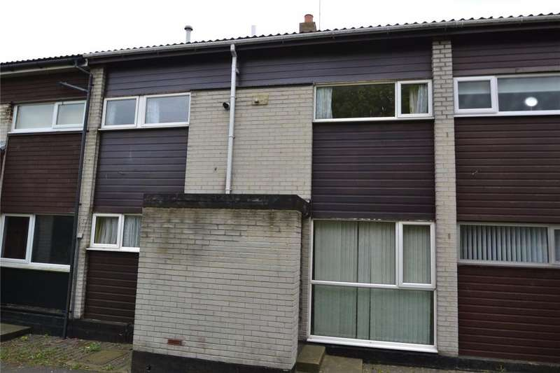 3 Bedrooms Terraced House for sale in Lancaster Hill, Peterlee, Co.Durham, SR8
