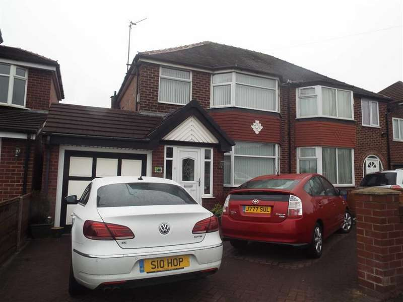 3 Bedrooms Property for sale in Sheepfoot Lane, Prestwich
