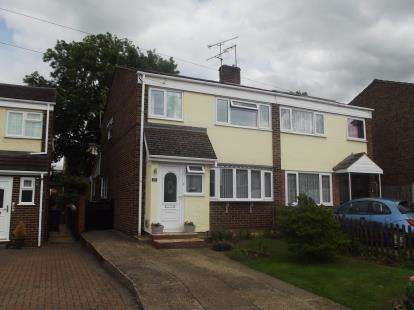 3 Bedrooms Semi Detached House for sale in Rayne, Braintree