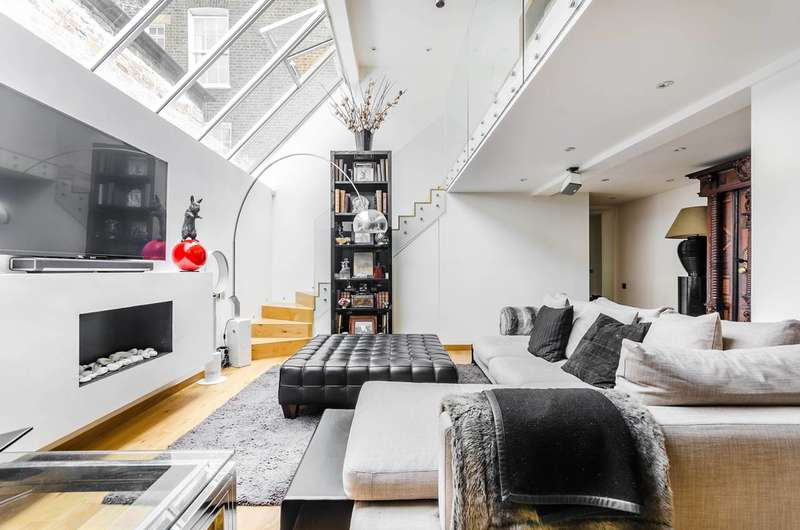 2 Bedrooms Semi Detached House for sale in Gunter Grove, Chelsea, SW10