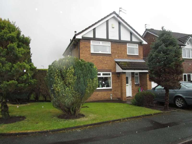 3 Bedrooms Detached House for sale in Bleasdale Street, Royton.