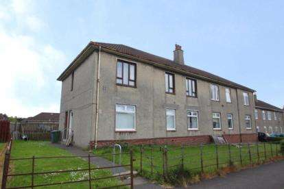 3 Bedrooms Flat for sale in Annandale View, Crosshouse, East Ayrshire