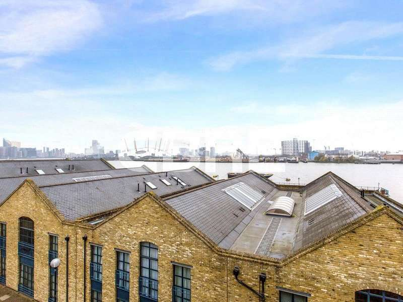 2 Bedrooms Apartment Flat for sale in Millennium Drive, London, E14
