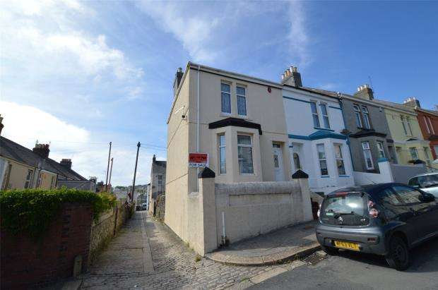 2 Bedrooms End Of Terrace House for sale in Third Avenue, Camels Head, Plymouth, Devon