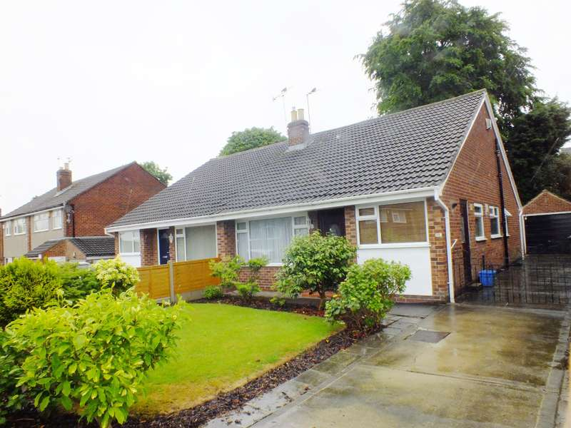 2 Bedrooms Semi Detached Bungalow for sale in Linton Avenue, Shadwell, Leeds, LS17 8PX