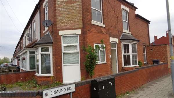 4 Bedrooms End Of Terrace House for sale in St Saviours Road, Birmingham, West Midlands