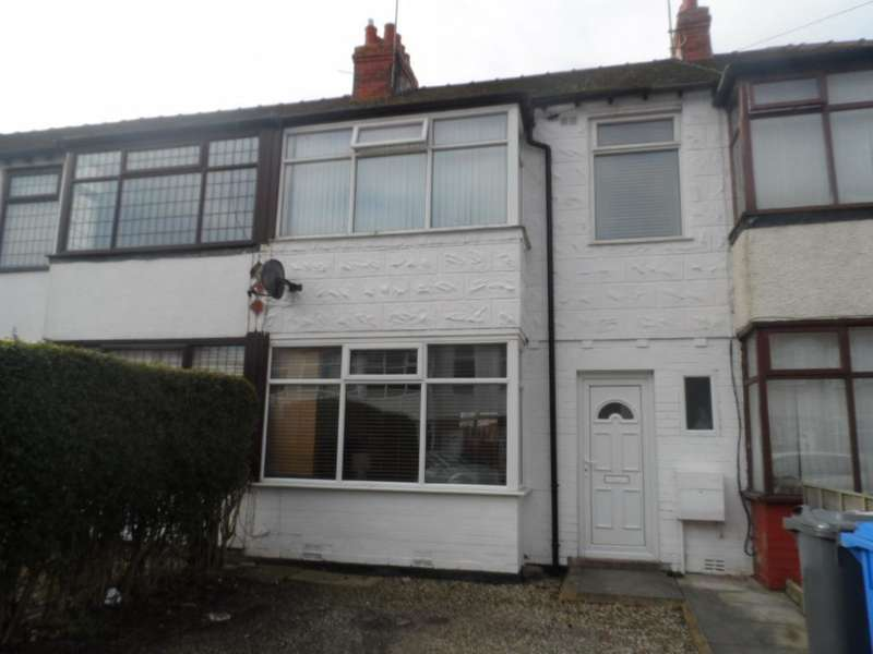 3 Bedrooms Terraced House for sale in Wharton Avenue, Thornton-Cleveleys, FY5 4DQ