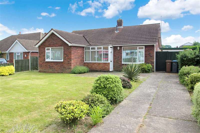 2 Bedrooms Bungalow for sale in Penzance Road, Kesgrave, Ipswich