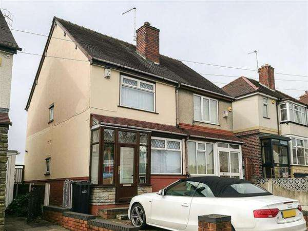 2 Bedrooms Semi Detached House for sale in Cradley Road, Netherton, Dudley