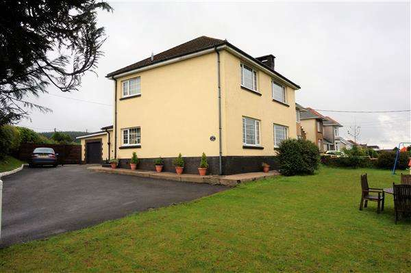 5 Bedrooms Detached House for sale in Llannon Road, TUMBLE, Llanelli