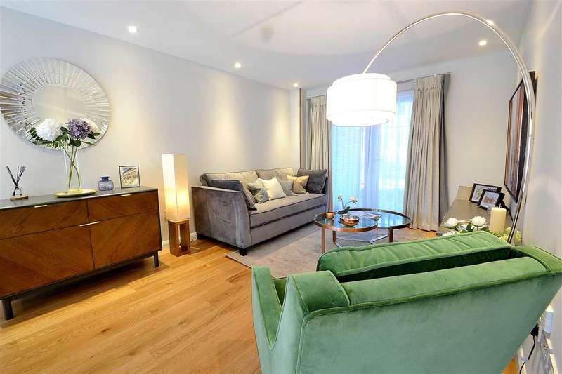 1 Bedroom Apartment Flat for sale in Nova House, 604-606 Cranbrook Road, London